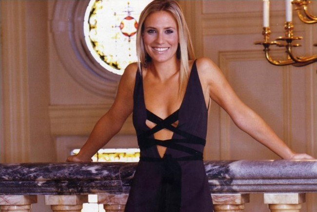 Georgie Thompson, 58th Most Attractive woman in the world.... or, well, at least in Sports.