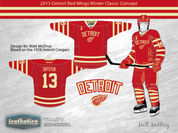 Photo courtesy of icethetics.info, jersey designed by Matt McElroy