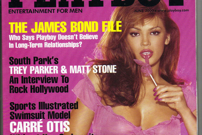 Athletes and WAGs Who've Been on the Playboy Cover