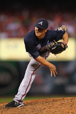 Kris Medlen has success as a starter in 2010.
