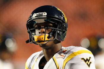 WVU quarterback Geno Smith has an opportunity to win the Heisman in 2012.