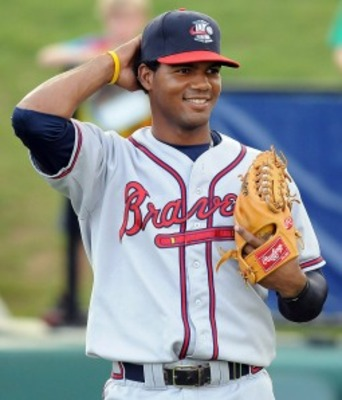 Edward Salcedo may be frustrating, but he has a ton of upside. Photo from http://minors.mlblogs.com/2011/04/page/2/