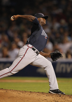 Arodys Vizcaino has an electric arm.