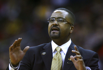 Missouri coach Frank Haith