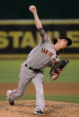Lincecum would be a big trading chip for the Giants