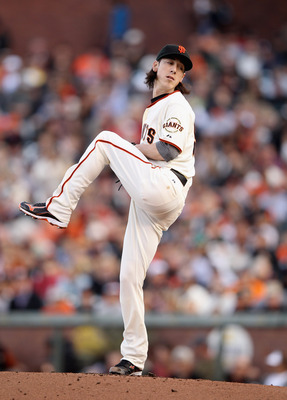 Tim Lincecum will be a Giant at least through 2013