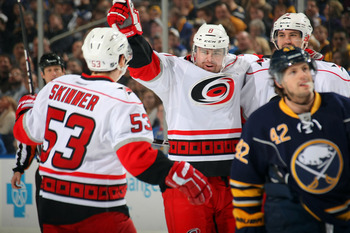 The Hurricanes are trying to go from the division cellar to a playoff spot in 2012-13.
