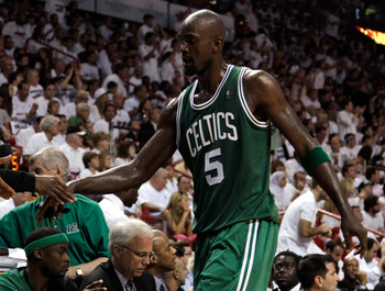 Kevin Garnett might not be back next season. That doesn't change what the Celtics' greatest need is.