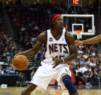 Gerald Wallace is a big reason why the Nets don't have a first round draft pick this year.