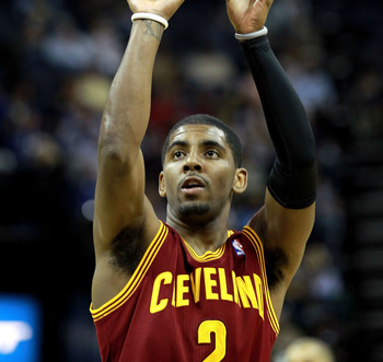 Cleveland is on the right path with Kyrie Irving at point guard.