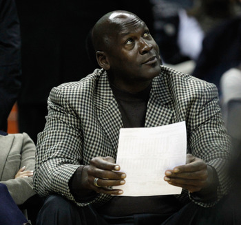 Charlotte Bobcats owner Michael Jordan will need to be patient as his team rebuilds.