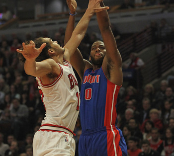 Joe Dumars needs to get Greg Monroe a little help down in the low-post.