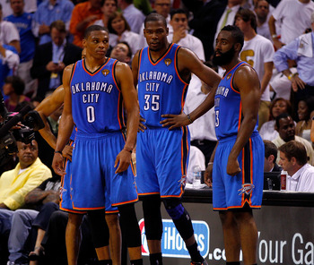 Sam Presti's draft skills have already netted the Thunder three stars, can he find another?