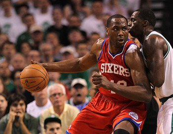 The 76ers really should know what their plan with Elton Brand is by draft night.