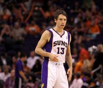 The Steve Nash saga will be front-and-center this summer. It shouldn't impact the draft though.