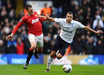 Jake Livermore is one of several promising young players who might be ready to make a big contribution for Tottenham this season.