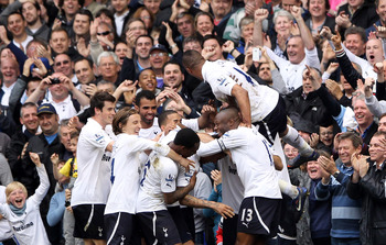 Everyone at Tottenham will be hopeful of plenty of reasons to celebrate this season under the stewardship of their new manager...whoever that might be!