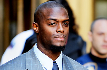 Photo of Plaxico Burress courtesy of Honda/Getty