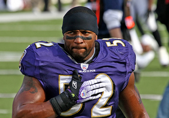 photo of Ray Lewis courtesy of greenobles.com