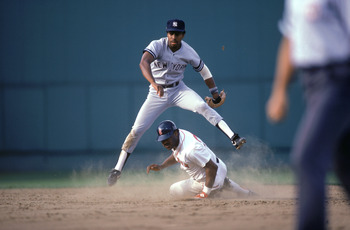 Willie Randolph was an athletic leader for the Yankees.
