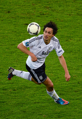 Germany Defender Mats Hummels
