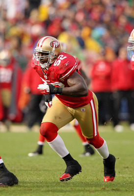 Linebacker Patrick Willis leads the 49ers' defense