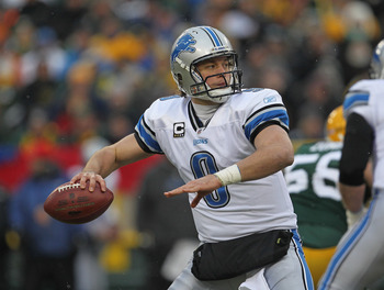 Can Detroit Lions QB Matthew Stafford repeat his 2011 fantasy success in 2012?