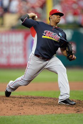 J.C. Sulbaran is pictured here in the 2009 All-Star Futures Game.