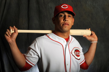 Neftali Soto is beginning to heat up at Triple-A Louisville after a slow start.