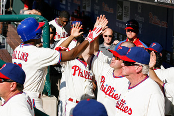 Jimmy Rollins and the Phillies