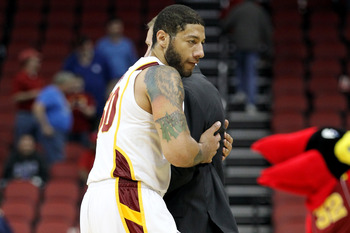 Houston gets its second top-10 talent in this draft with Royce White.