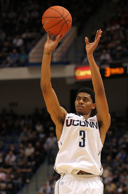 Jeremy Lamb seems like an ideal NBA shooting guard.