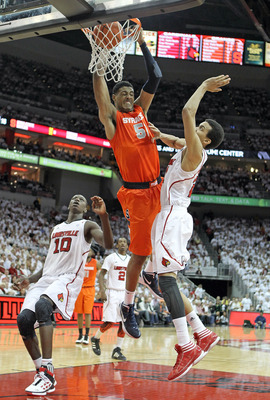 Will Fab Melo be a slam-dunk in the NBA?