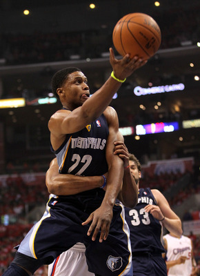 Rudy Gay has a lot of suitors this summer.