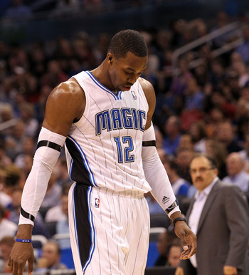 Will Dwight Howard make it to opening day with the Magic.