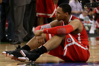 Jared Sullinger already has red flags about his health.
