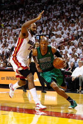 Ray Allen is entering a very injury-prone part of his career.