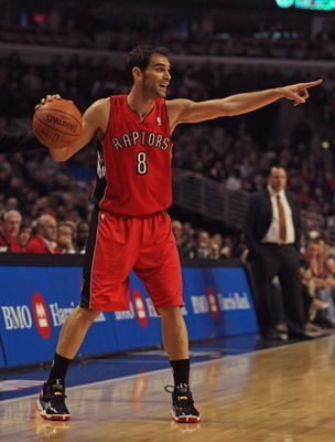 If the Raptors want Nash, they may have to amnesty Calderon.