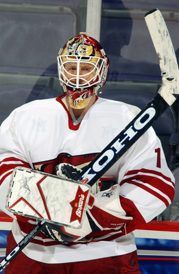 Burke was stellar in between the pipes for the Coyotes for five years