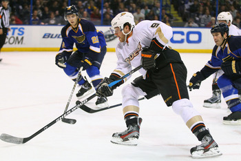 Bobby Ryan of the Ducks would like to be traded to the Flyers.