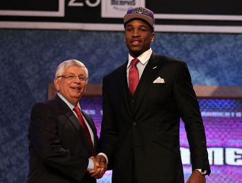 The Kings are suddenly a major force inside after adding Thomas Robinson to the mix.