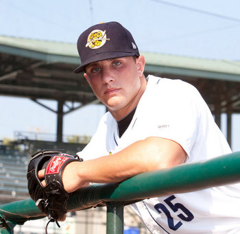 Mark Montgomery // Courtesy of MiLB.com