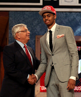 Could Jeremy Lamb play a role in landing Dwight Howard? Or is he truly Houston bound?
