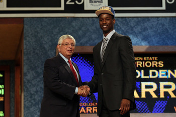 Harrison Barnes will fit nicely with the Warriors.