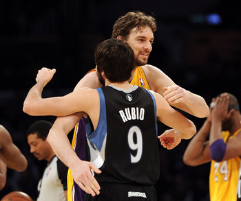 Could Pau Gasol and Ricky Rubio unite in Minnesota?
