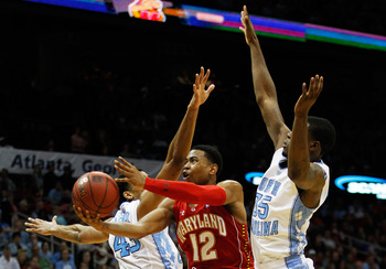 Terrell Stoglin averaged over 21 points per game for Maryland