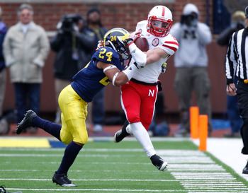 Nebraska vs Michigan 2011