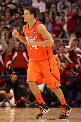 Kyle Kuric is gone. Who steps up for Louisville?