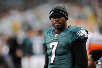 Vick needs to limit turnovers.