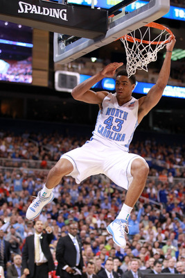 James McAdoo could reunite with a former teammate.